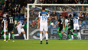 """Atalanta razbila Sassuolo u prvom poluvremenu, pa u nastavku """"povukla ručnu"""""""