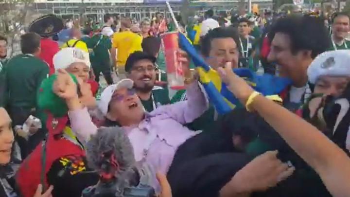 Nakon što su im poklonili osminu finala: Meksikanci 'maltretirali' Južnokoreance