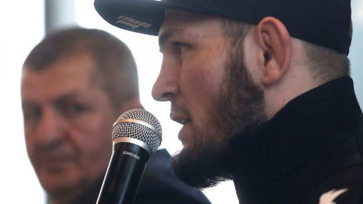 Conor McGregor dobio uslov kojeg mora ispuniti da bi se ponovo borio s Khabibom