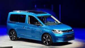 Svjetska premijera: Volkswagen privredna vozila predstavljaju novi Caddy