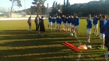 Veziri odradili trening u Makarskoj, u subotu sa Neretvom