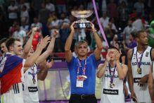 Kokoškov: Pamtim Skenderiju, Bosanci su ludi za košarkom