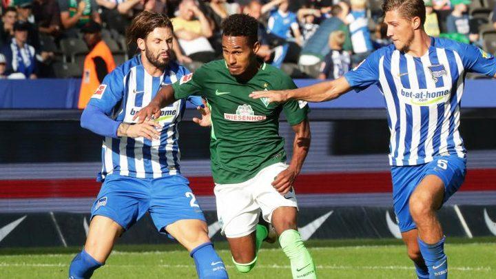 Schalke slavio, Hertha remizirala