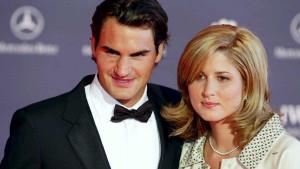 Sjedila na dvije stolice: Federer nije ni slutio kakvu tajnu mu Mirka krije