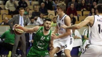 Vrabac briljirao, ali Partizan izgubio od Union Olimpije