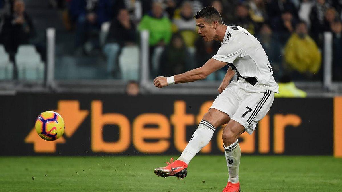 Ronaldo je i zvanično najgori izvođač slobodnjaka u Italiji