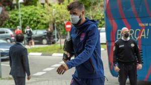 Poljuljana atmosfera u timu: Kamere snimile razgovor Piquea i Albe nakon El Clasica