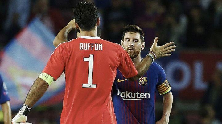 Buffonu Messi nije ni u TOP 5 napadača protiv kojih je igrao