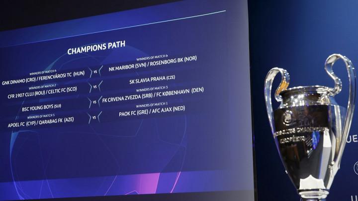 Simulirali žrijeb Lige prvaka 50 miliona puta: Poznate potencijalne grupe smrti