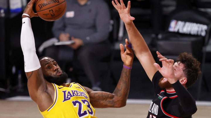 Jusuf Nurkić i Portland šokirali Lakerse!