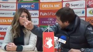 Nesuđeni trener Željezničara akter najvulgarnije press konferencije ikada