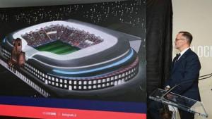 Stadion na kojem je BiH odigrala prvi domaći meč dobija potpuno novi izgled