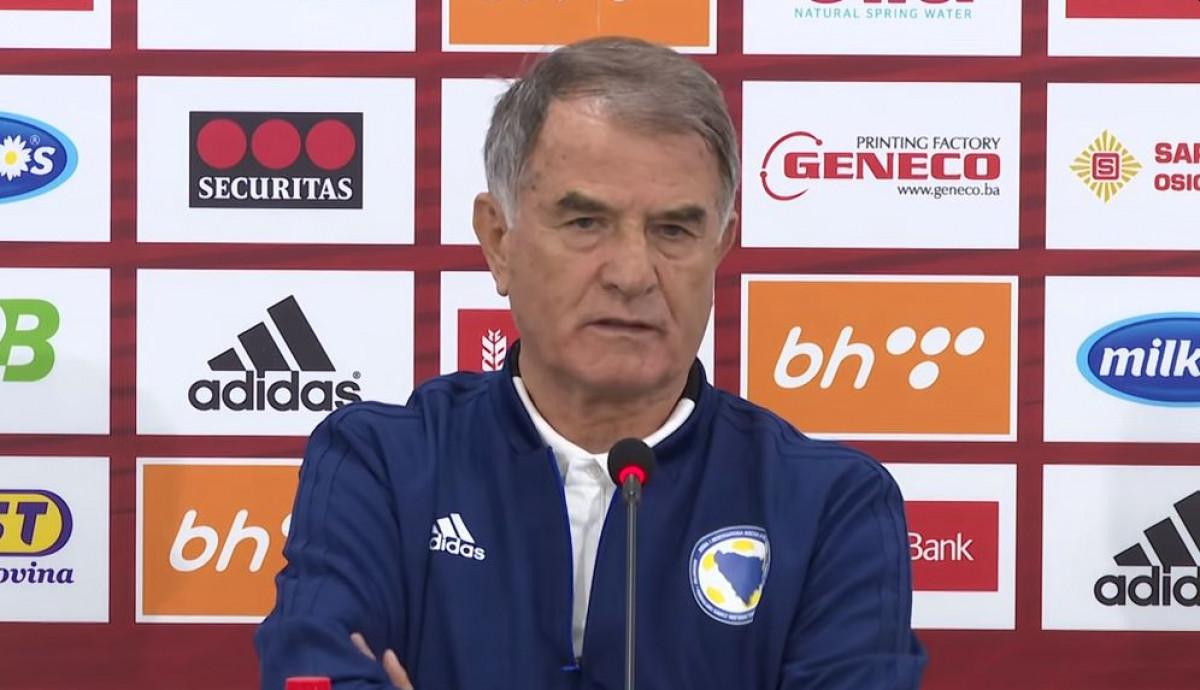 Bajević: Reprezentacija će dobiti novog selektora, a ja ću uvijek biti tu da pomognem
