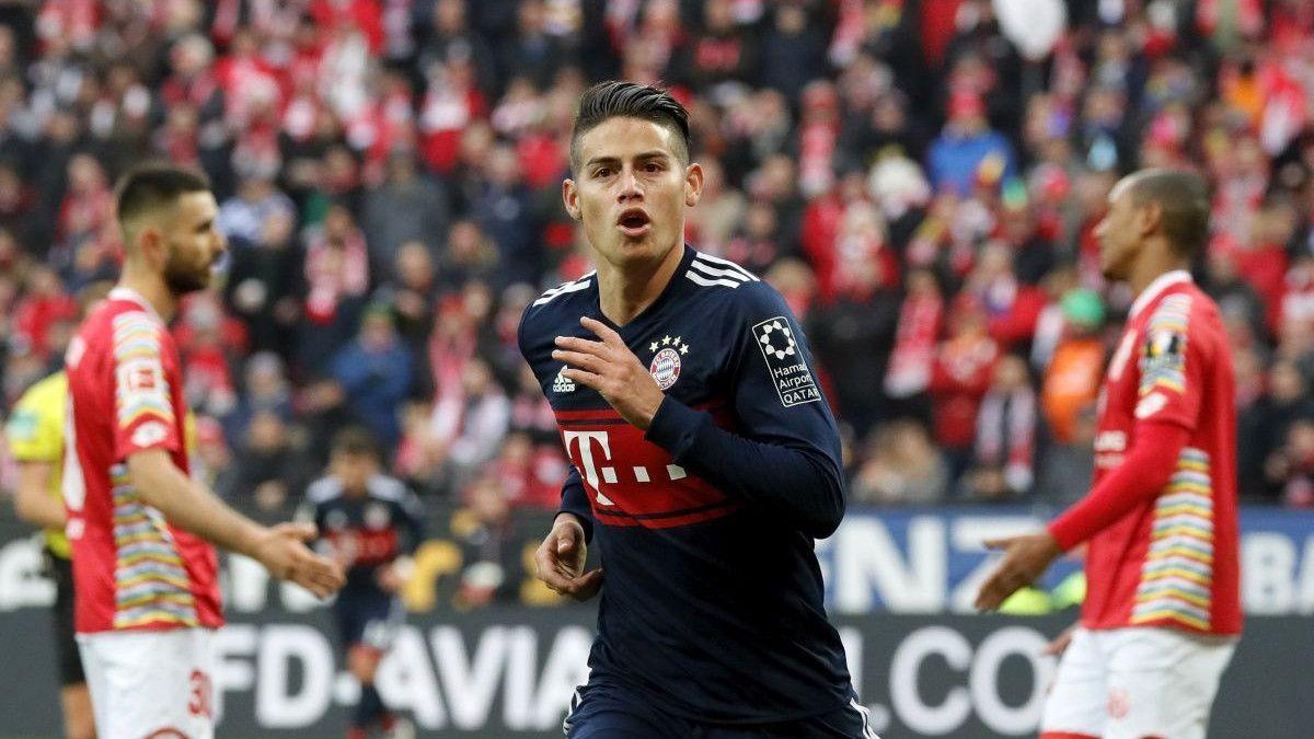 James se ne vraća u Real, ali ne ostaje ni u Bayernu