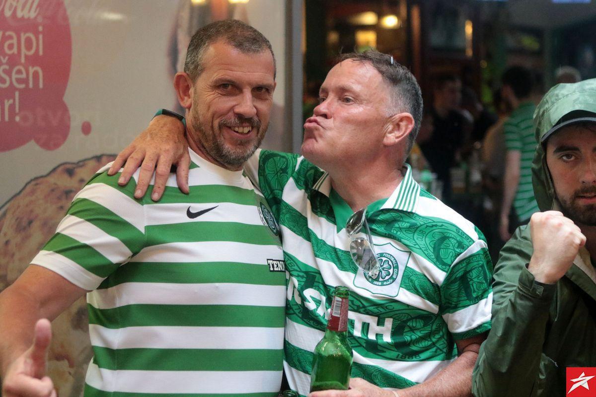 Celtic će imati lijepu podršku večeras na Koševu