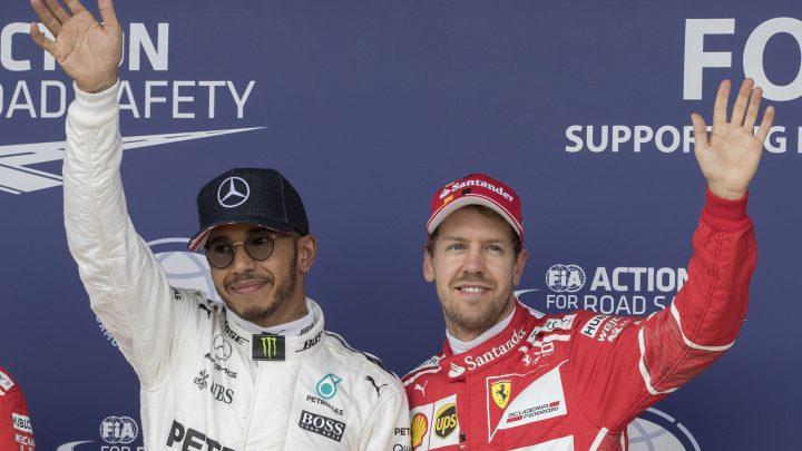 Hamilton: Vettel ne želi biti moj timski kolega