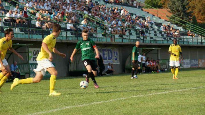 Mladost i Bosna Visoko pružili podršku Rudaru