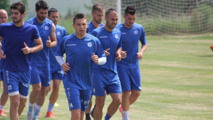Hasanović raskinuo ugovor sa Željezničarom