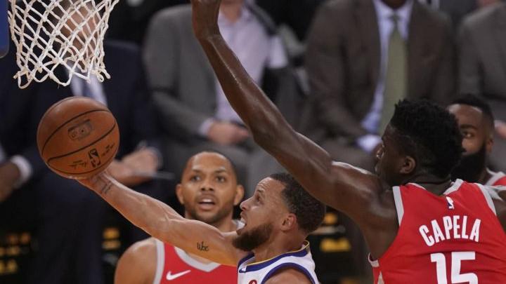 Houston posramljen u Oracle Areni: Čudesni Curry uništio Rocketse
