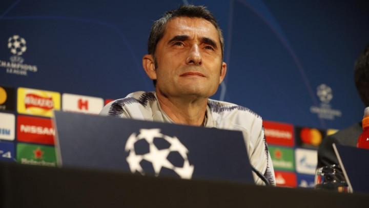 Valverde nakon posljednjih dešavanja u Barceloni: Pustite da kontroverze dolaze izvana