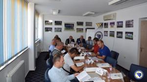 NFSBiH održao sastanak sa klubovima iz PL u futsalu