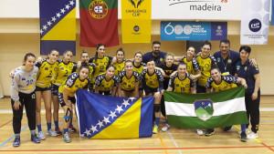 Eliminisane iz Challenge kupa: Remi rukometašica Hadžića u drugoj utakmici sa Madeirom