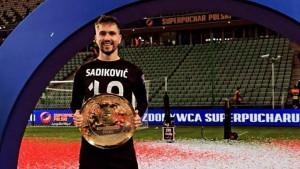 Sadiković u debiju pogodio i podigao trofej: Nisam ni očekivao da ću odmah zaigrati...
