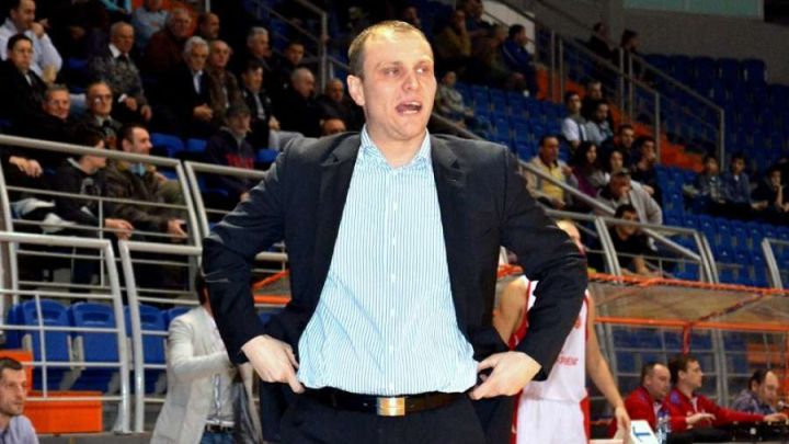 Dušan Gvozdić novi trener KK Bosna Royal