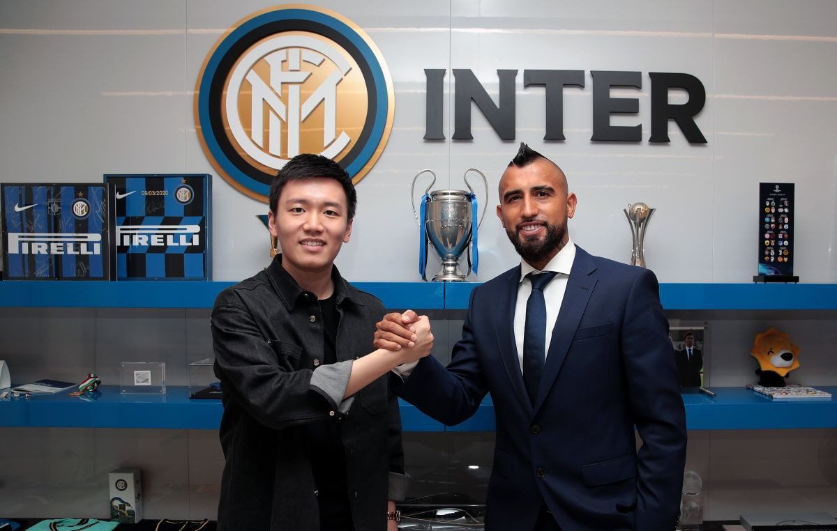 Arturo Vidal već izabrao broj u Interu