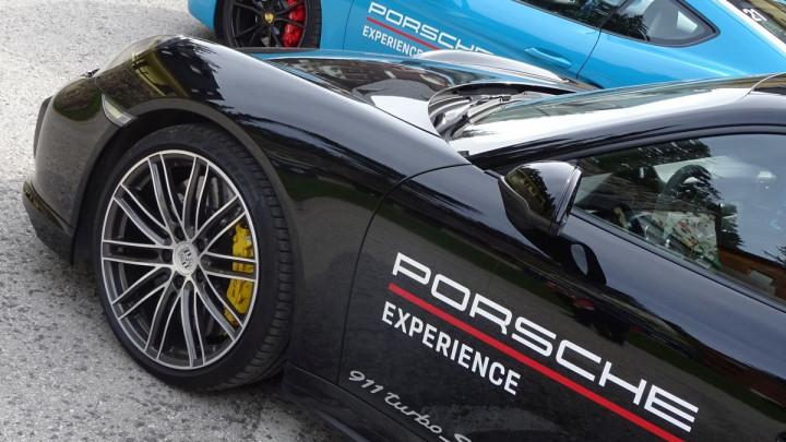 Porsche Experience Tour: Nezaboravni dani najboljih Porsche modela