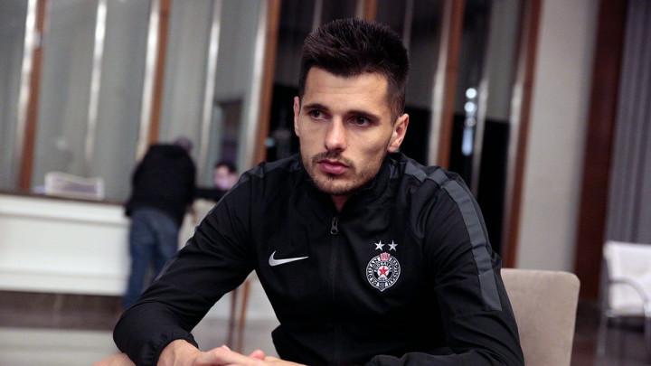 Partizan potvrdio: Zakarić nije otputovao na pripreme