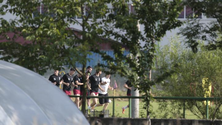 Šampioni za vikend ubacuju u brzinu više: Zakazana prva prijateljska FK Sarajevo
