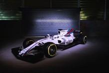 Predstavljen novi Williams Mercedes FW40