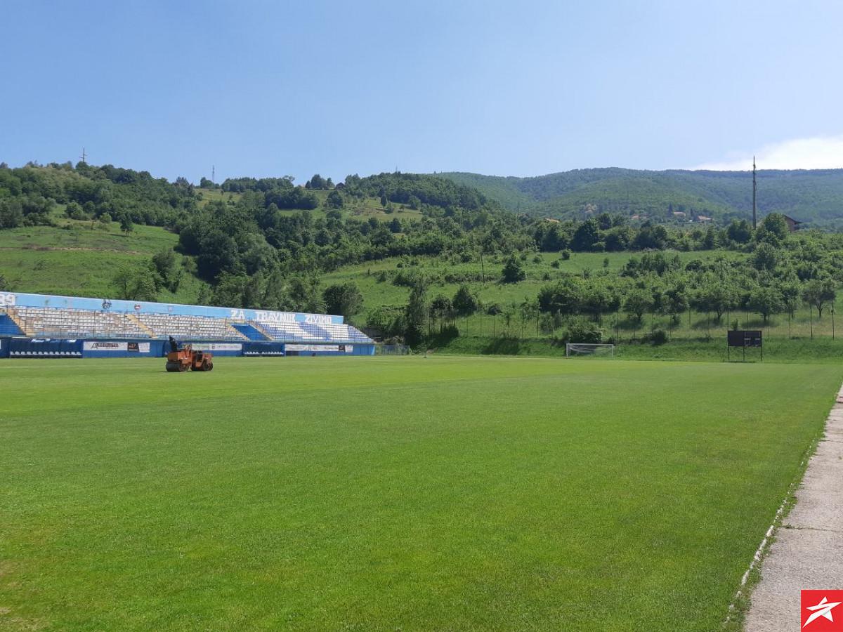 U Travniku nema pauze: Travnjak Pirote u sjajnom stanju