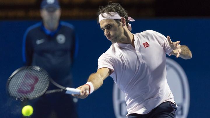Federer u rodnom Baselu savladao Krajinovića