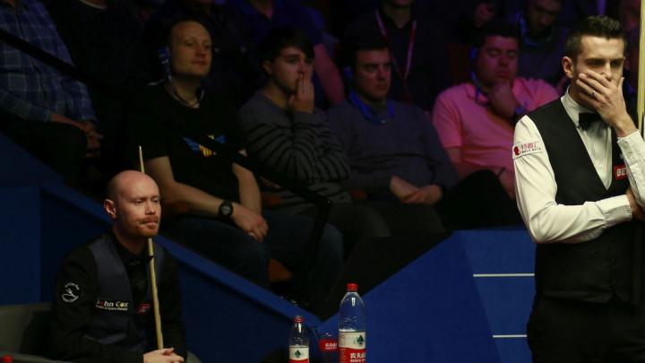 Još jedno veliko iznenađenje na Svjetskom prvenstvu: Mark Selby ispao u osmini finala