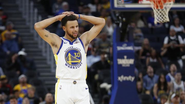 Stigla potvrda: Stephen Curry na dugoj pauzi
