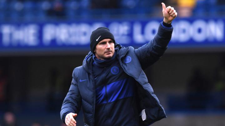 Frank Lampard dobio dva pojačanja u borbi za Ligu prvaka