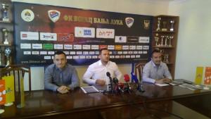 Zeljković: Borac se neće ugasiti, nastavljamo iz Prve lige RS