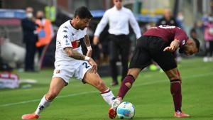 Milan Đurić donio Salernitani prvi trijumf u sezoni