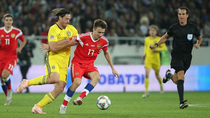 Večeras posljednji mečevi Lige nacija, susret Švedska - Rusija zanimljiv i za Zmajeve