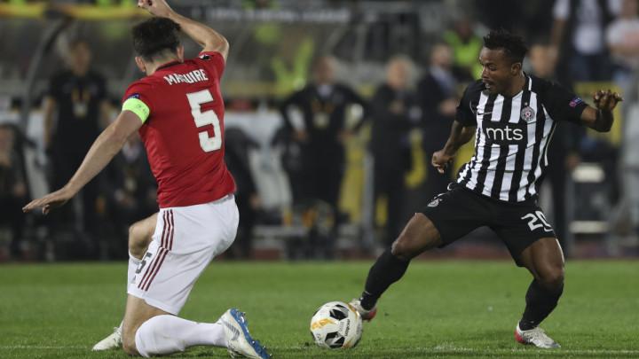 Maguire sinoć u Beogradu zaboravio da je kapiten Uniteda