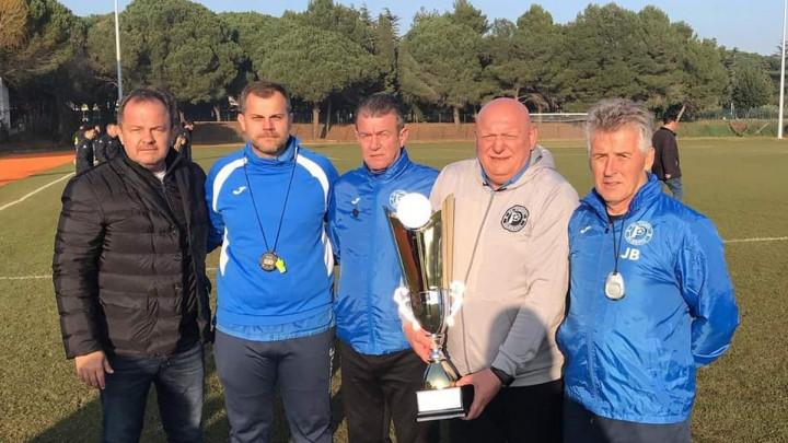 FK Radnik osvojio Medulin Cup
