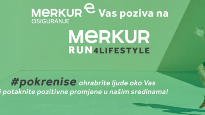 Merkur Run4lifestyle – prva noćna utrka u historiji Sarajeva