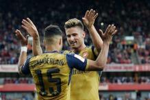 Courtois nemoćan, Arsenal vodi
