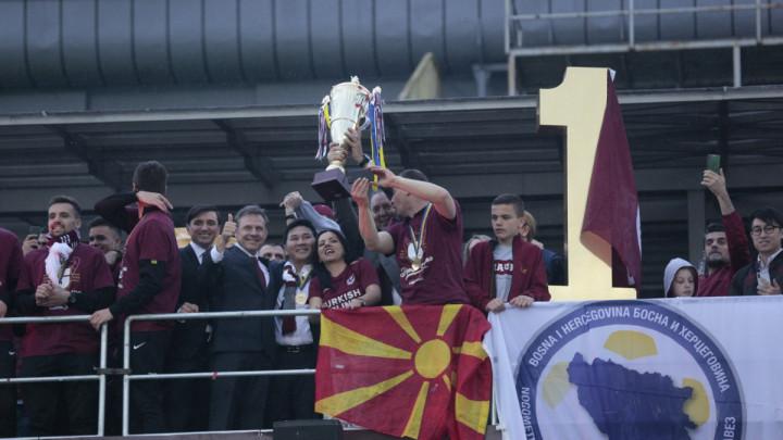 Šta u Vijetnamu pišu o duploj kruni FK Sarajevo?