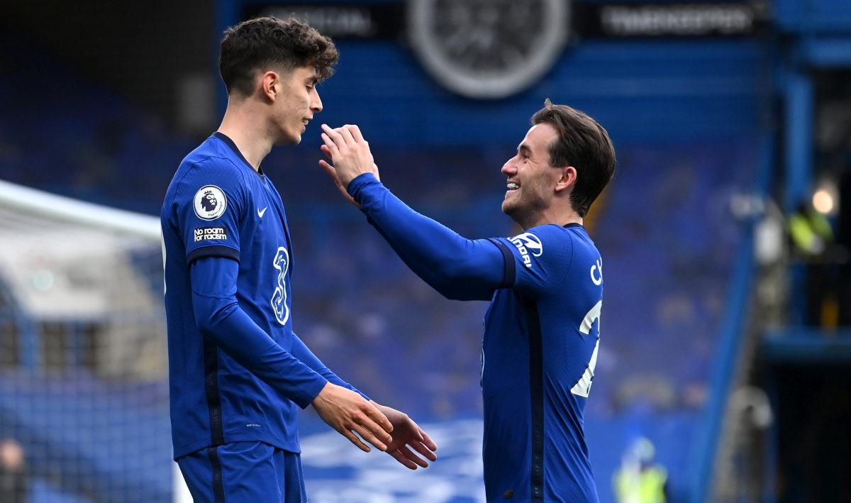 Havertz gura Chelsea prema Ligi prvaka
