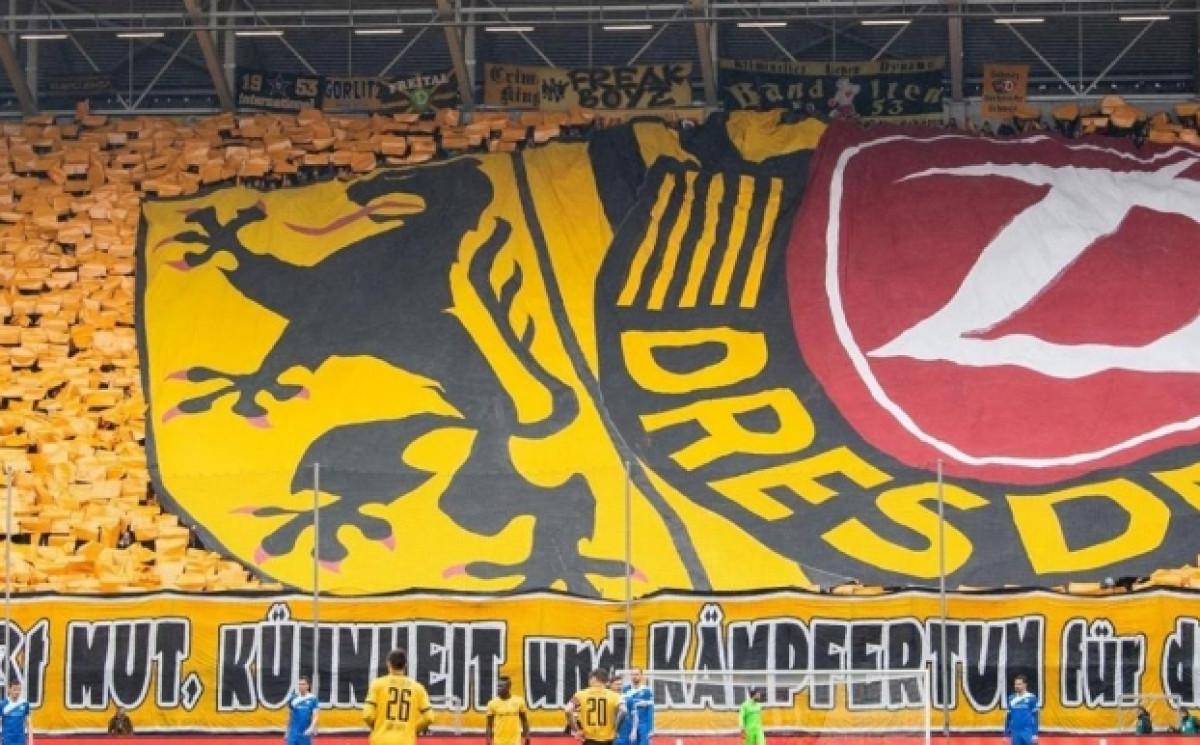 Navijači Dynamo Dresdena prave spektakl u Berlinu: Čak 35.000 ih stiže na utakmicu!