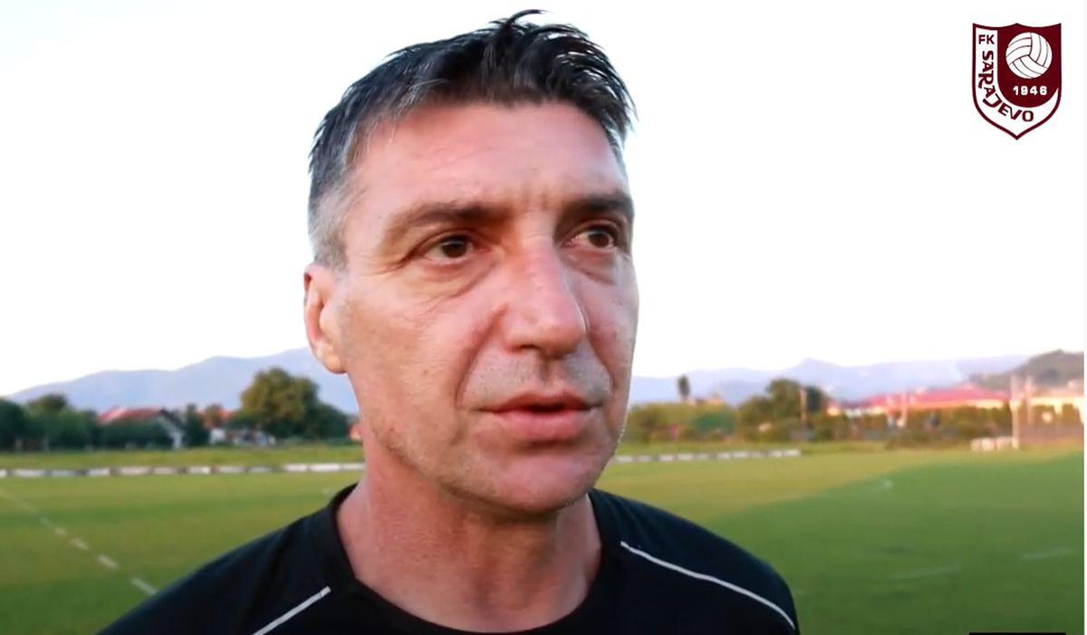 Marinović: Protiv Bosne smo vidjeli neke stvari koje nisu dobre, radit ćemo na njima