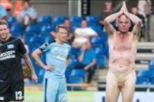 Fudbaler koji je osvojio Euro uletio gol na teren